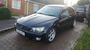 2002 lexus is300 100k miles in black 12 months MOT