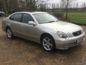2001 LEXUS GS 430  Low mileage For Sale