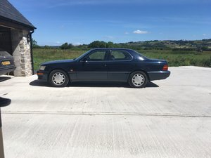 1993 Lexus LS 400 For Sale