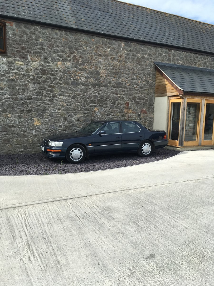 1993 Lexus LS 400 For Sale (picture 2 of 6)