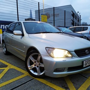 2004 Lexus is300 3.0 SportCross SOLD