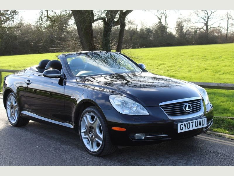 2007 Lexus SC 430 Beautiful Genuine Low Mileage Example For Sale (picture 1 of 6)