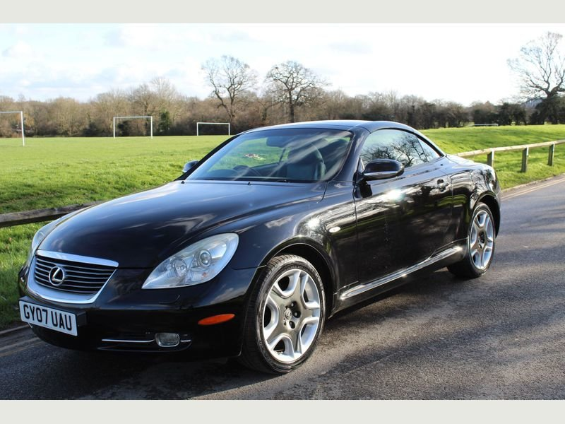 2007 Lexus SC 430 Beautiful Genuine Low Mileage Example For Sale (picture 4 of 6)
