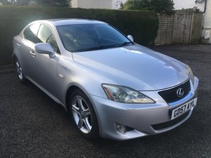 2008 Lexus IS 250 SE-L automatic SOLD