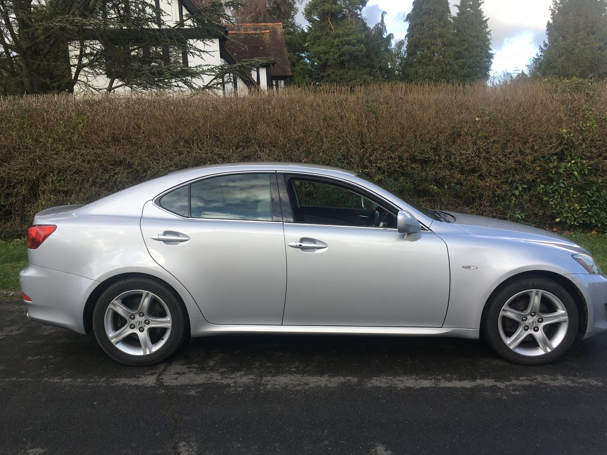 2008 Lexus IS 250 SE-L automatic SOLD (picture 2 of 6)
