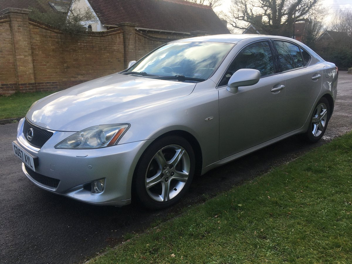 2008 Lexus IS 250 SE-L automatic SOLD (picture 3 of 6)
