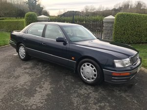 1997 Lexus ls400 v8 auto *rare non sunroof model*