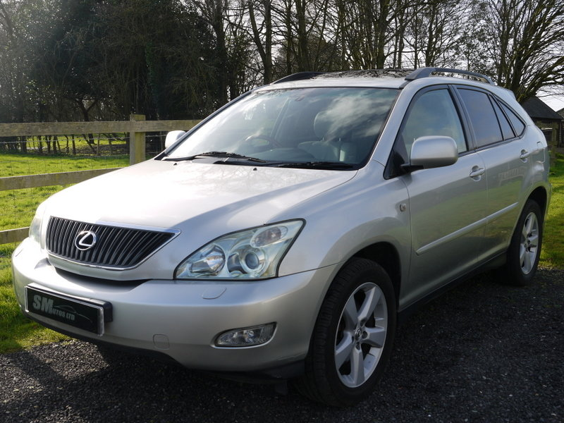 2005 LEXUS RX300 SE-L AUTO 4X4 PETROL NEW SUSPENSION, FLSH SOLD (picture 1 of 6)