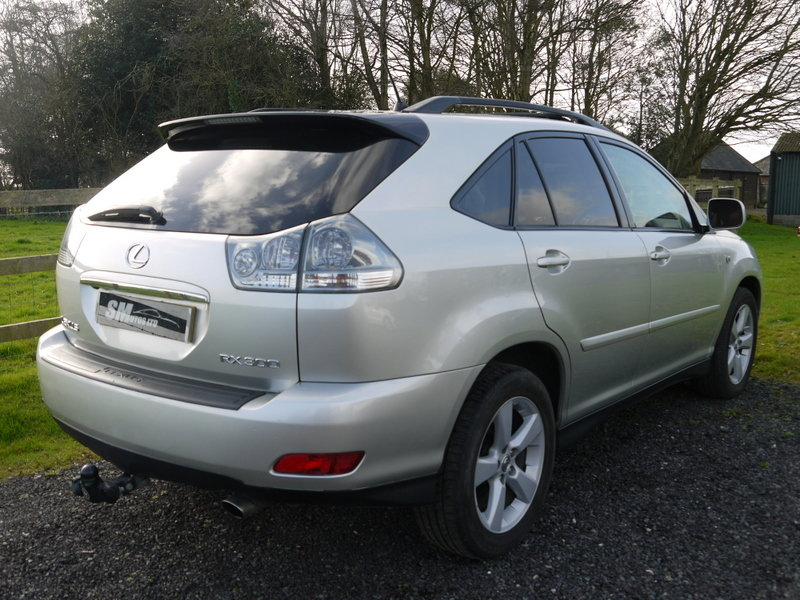 2005 LEXUS RX300 SE-L AUTO 4X4 PETROL NEW SUSPENSION, FLSH SOLD (picture 4 of 6)