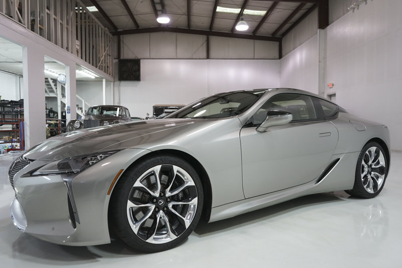 2018 Lexus LC 500 with Performance Package  For Sale (picture 1 of 6)
