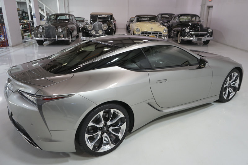 2018 Lexus LC 500 with Performance Package  For Sale (picture 2 of 6)