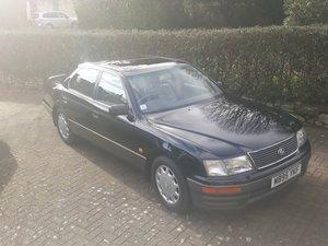 1995 Lexus LS400 Auto