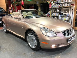 2004 Lexus SC430 For Sale
