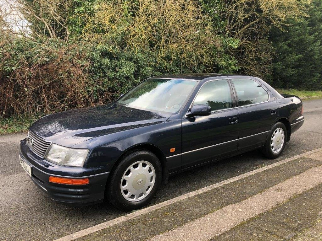 1996 Lexus LS400  Only 40763 miles  Immaculate For Sale (picture 1 of 6)