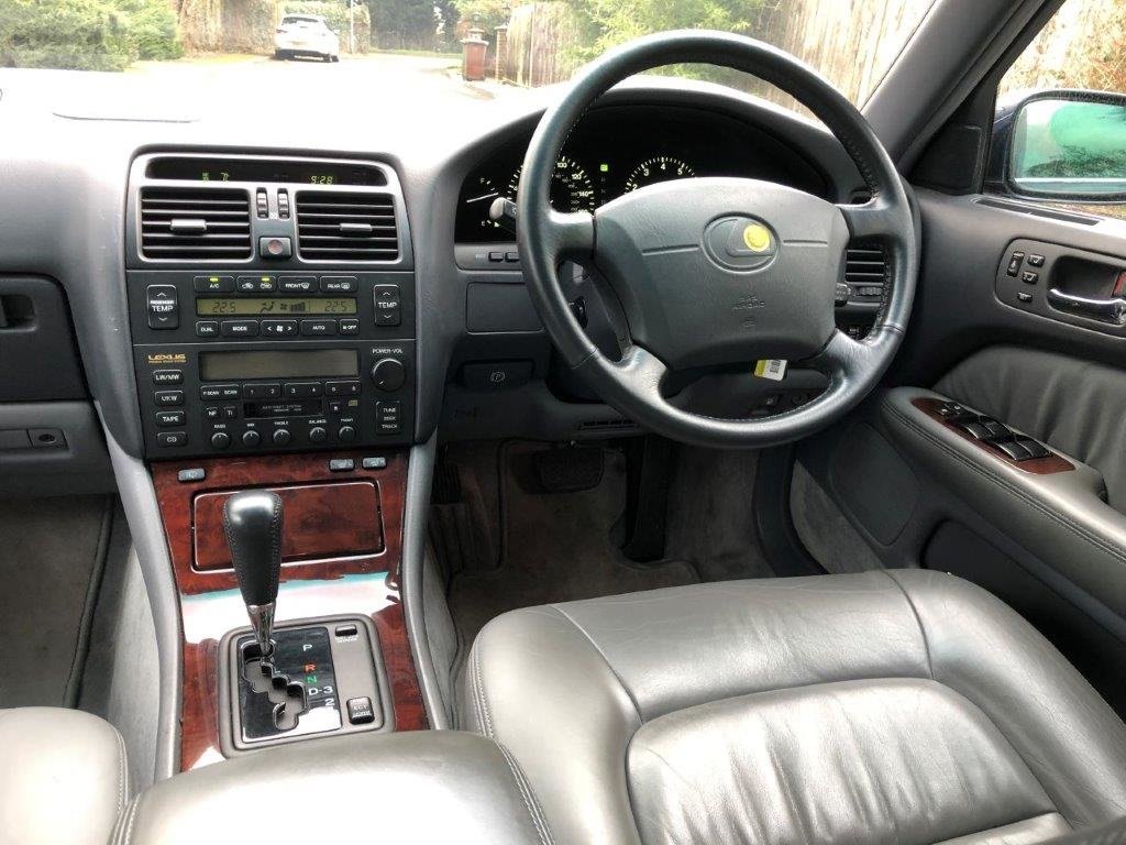 1996 Lexus LS400  Only 40763 miles  Immaculate For Sale (picture 3 of 6)