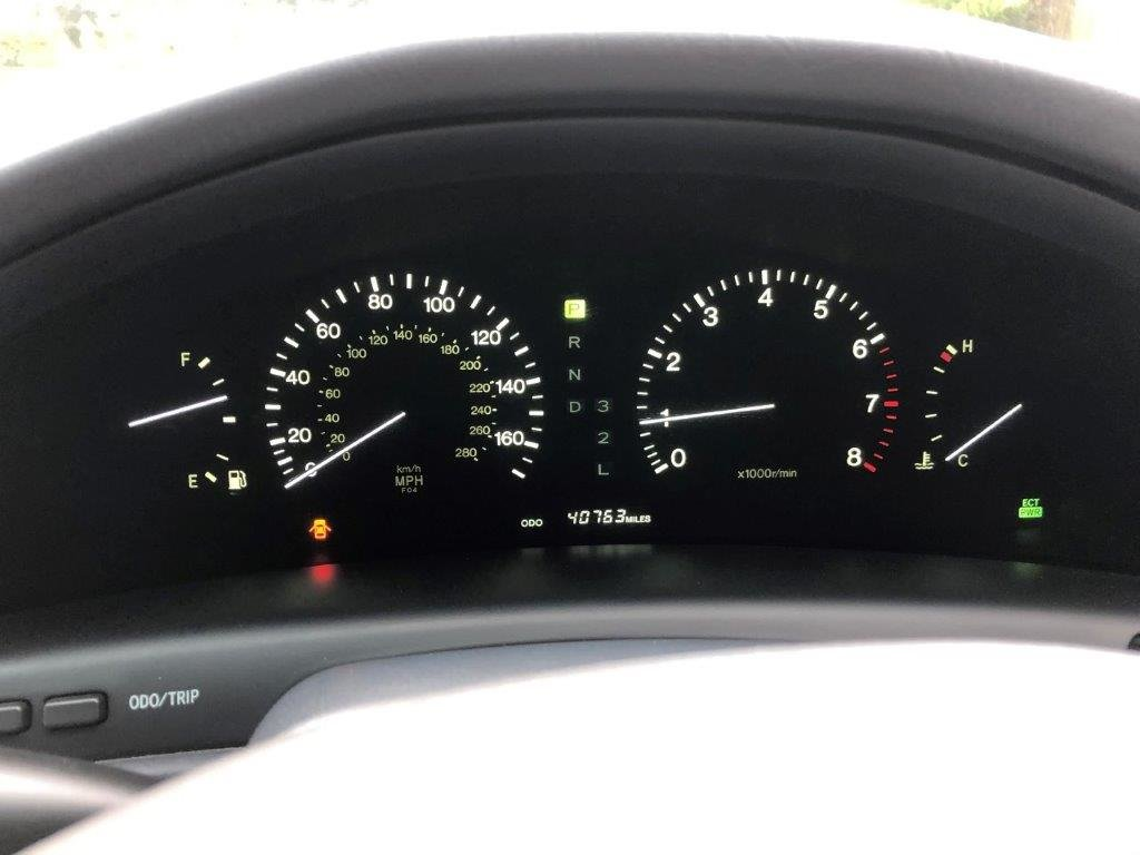 1996 Lexus LS400  Only 40763 miles  Immaculate For Sale (picture 4 of 6)