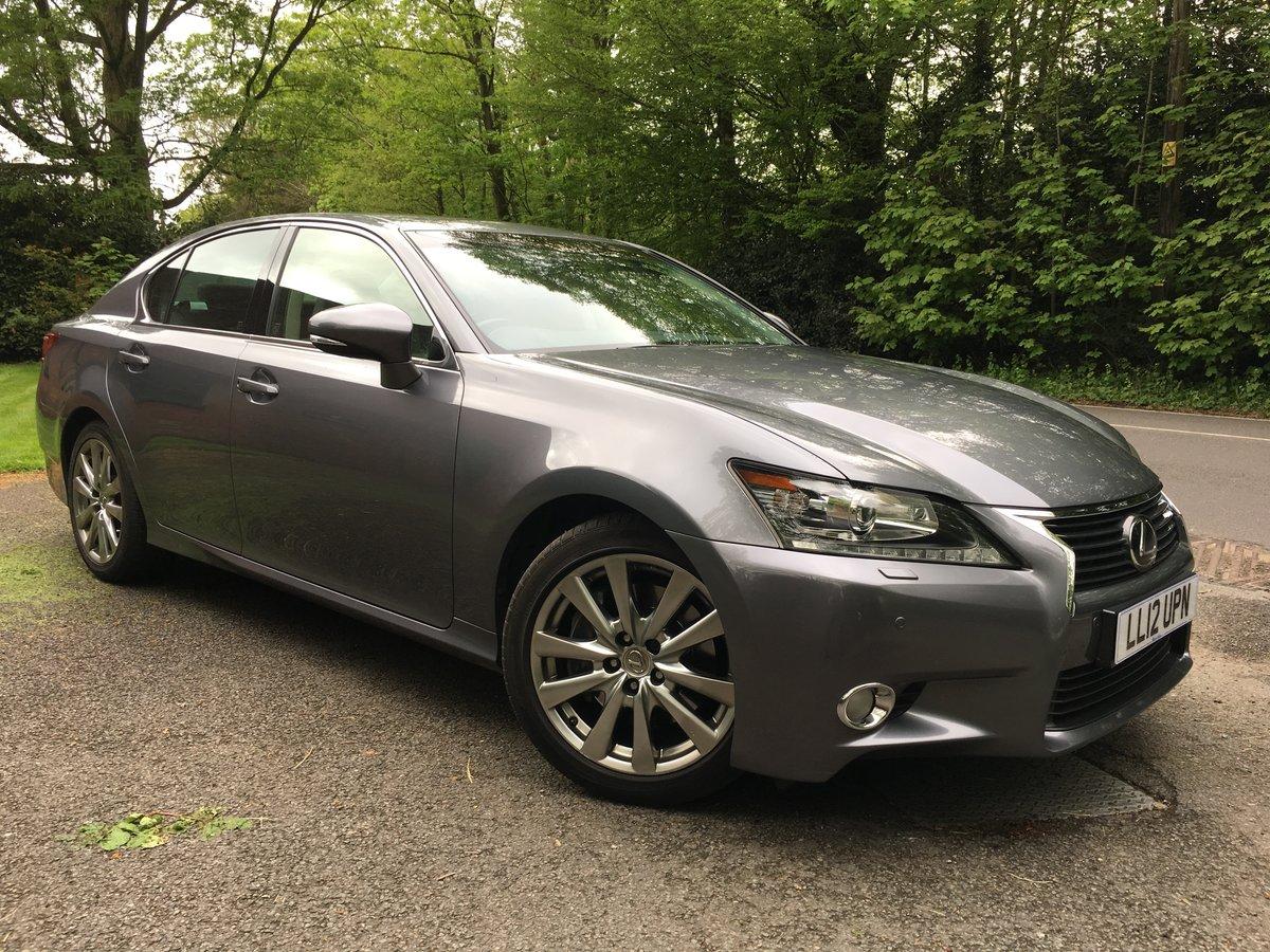 2012 Lexus GS 250 Luxury Auto Navigation For Sale (picture 1 of 6)