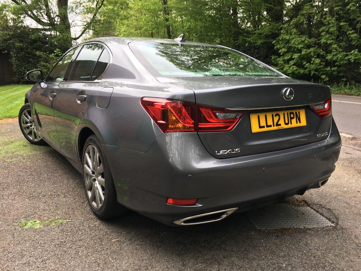 2012 Lexus GS 250 Luxury Auto Navigation For Sale (picture 2 of 6)