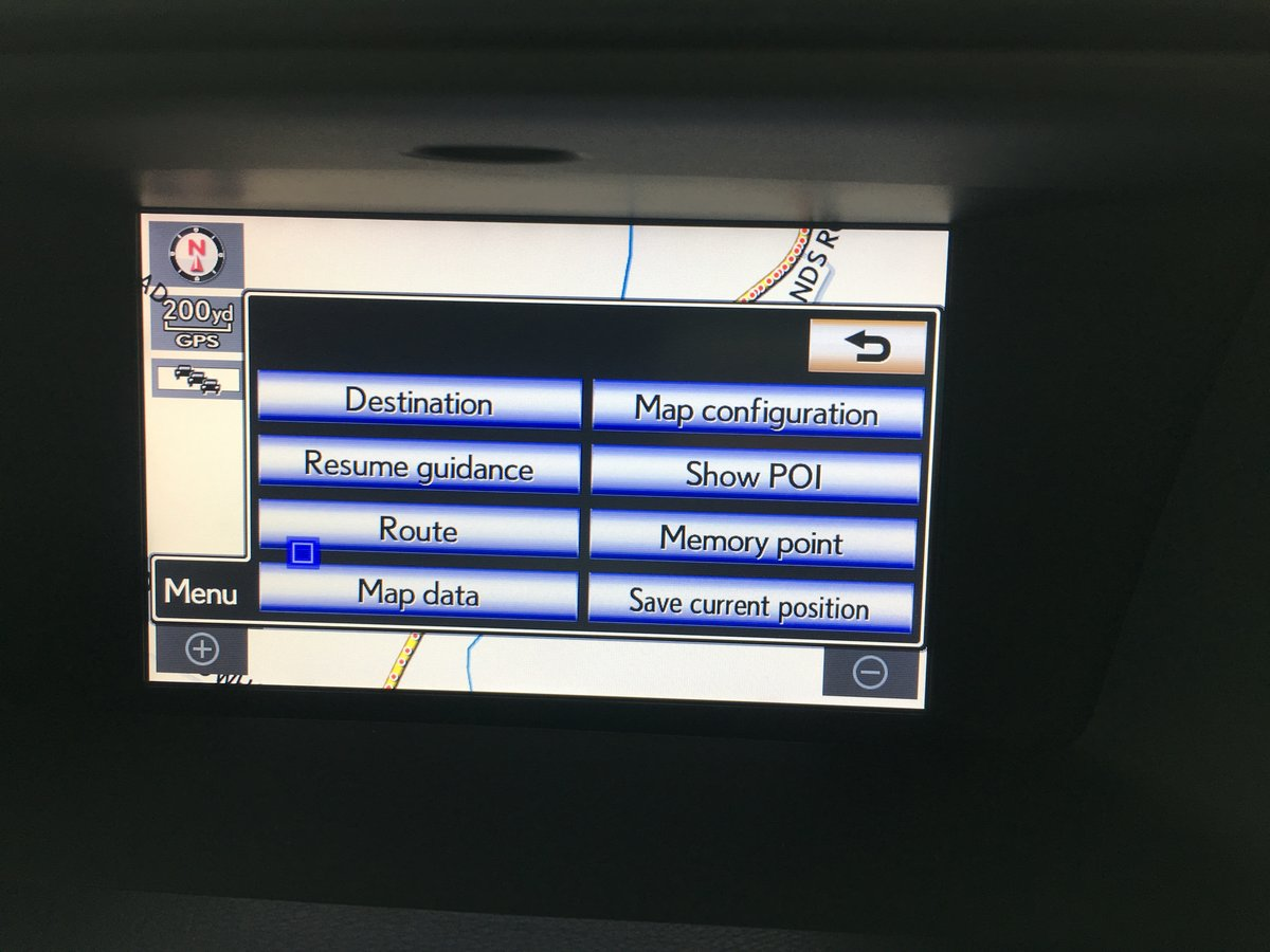 2012 Lexus GS 250 Luxury Auto Navigation For Sale (picture 5 of 6)