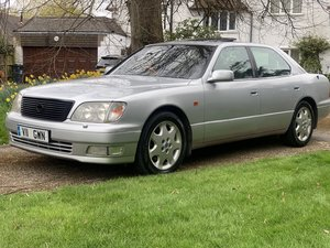 Picture of 1999 Lexus LS400 V8 auto SOLD