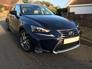 Lexus IS 300h Advance Auto Navigation