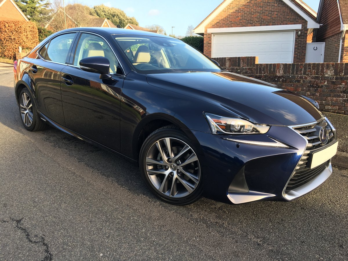 2018 Lexus IS 300h Advance Auto Navigation For Sale (picture 2 of 6)