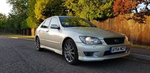2004 LEXUS IS300 AERO 2 SPORT LIMITED EDITION FULL LS/H