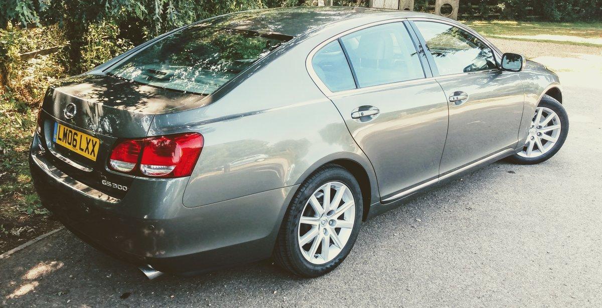 2006 Lexus GS 300 Saloon (2005 - 2011) MK 3 3.0 SE CVT  For Sale (picture 1 of 6)