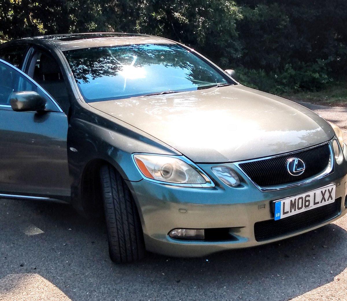 2006 Lexus GS 300 Saloon (2005 - 2011) MK 3 3.0 SE CVT  For Sale (picture 3 of 6)