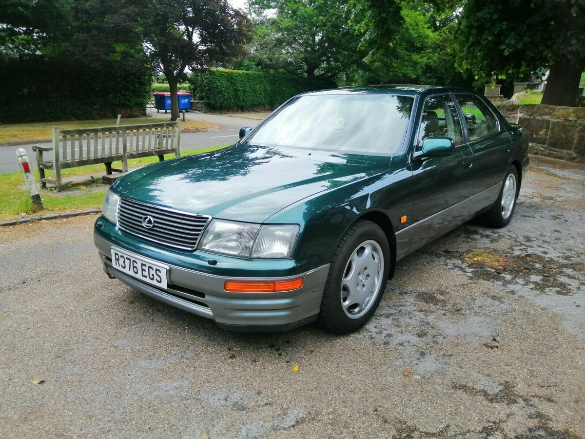 1997 Lexus LS 400 (MOT April 2021) For Sale (picture 4 of 6)