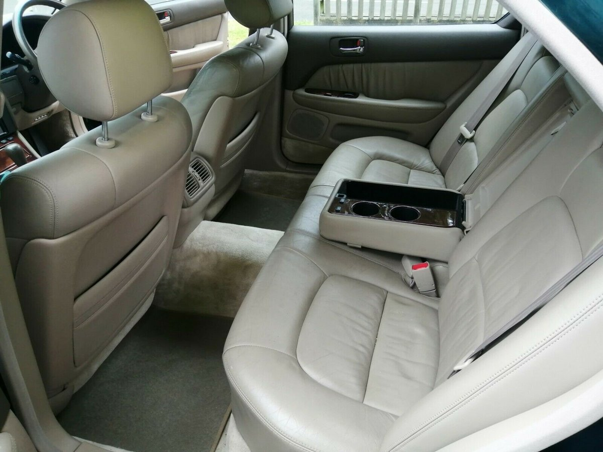 1997 Lexus LS 400 (MOT April 2021) For Sale (picture 6 of 6)