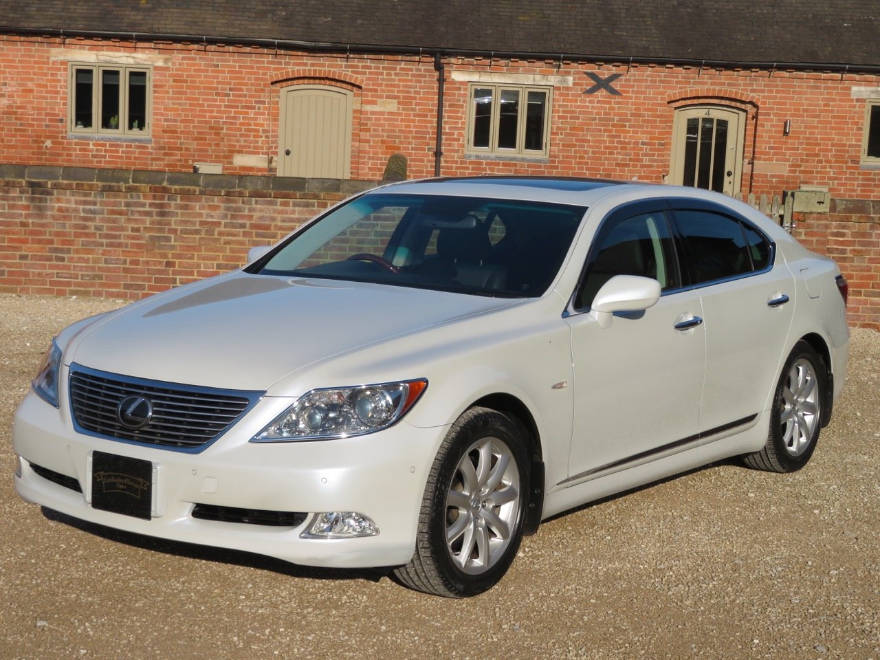 LEXUS LS 460L 2006 7K MILES FROM NEW 1 OWNER FROM NEW For Sale (picture 6 of 6)