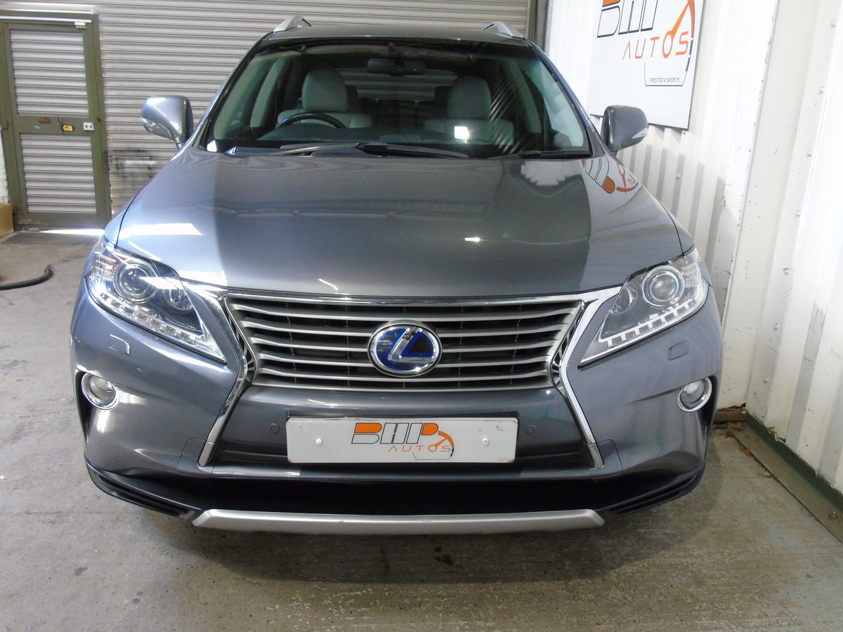 LEXUS RX450H LUXURY 2013 For Sale (picture 1 of 6)