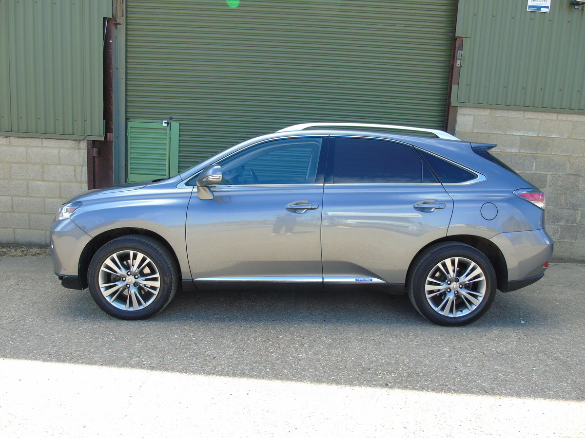 LEXUS RX450H LUXURY 2013 For Sale (picture 5 of 6)