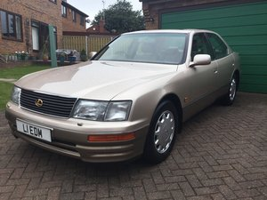 1995 Lexus LS400... DEPOSIT RECEIVED!! For Sale