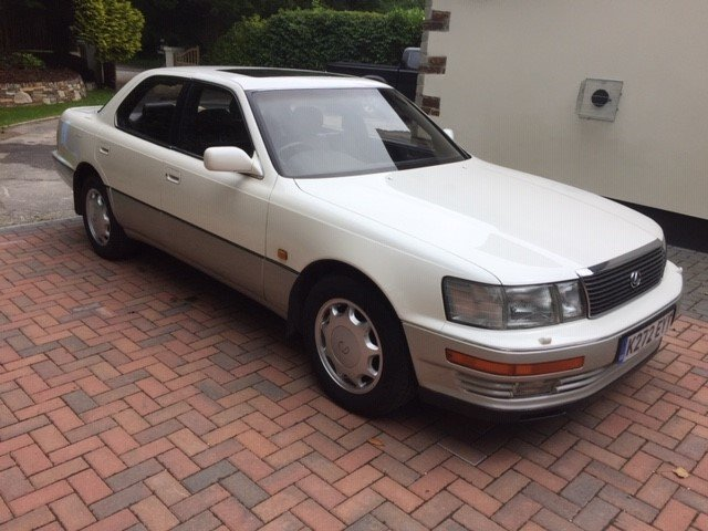 1993 Lexus LS400  For Sale (picture 1 of 6)