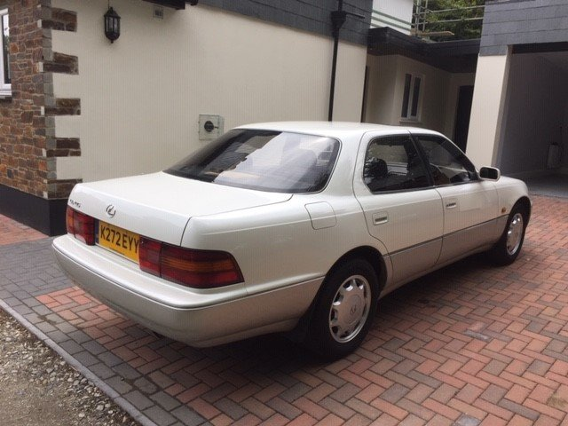 1993 Lexus LS400  For Sale (picture 3 of 6)