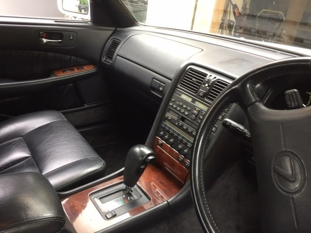 1993 Lexus LS400  For Sale (picture 4 of 6)