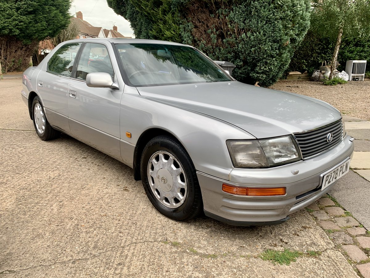 1997 Lexus LS400 4.0 v8 65000miles For Sale (picture 1 of 6)
