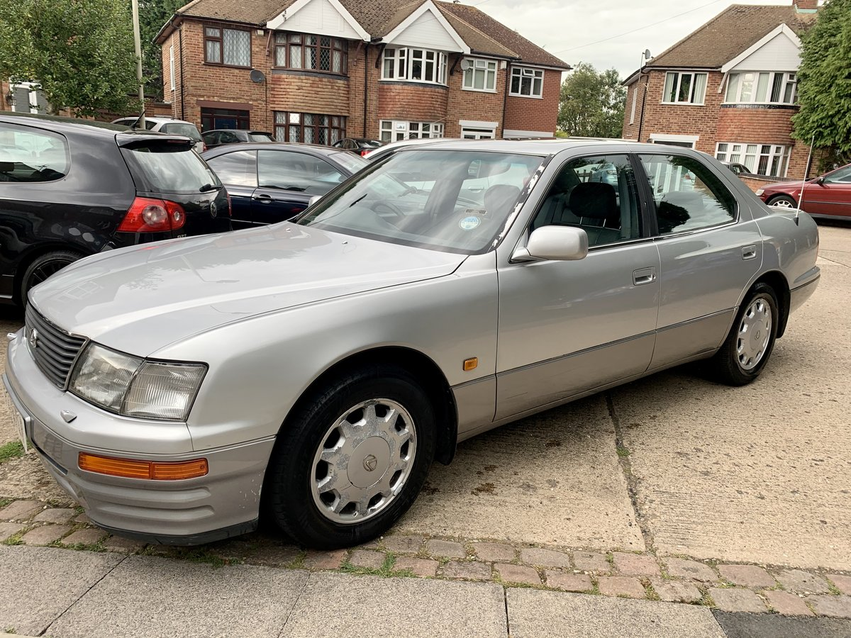 1997 Lexus LS400 4.0 v8 65000miles For Sale (picture 2 of 6)