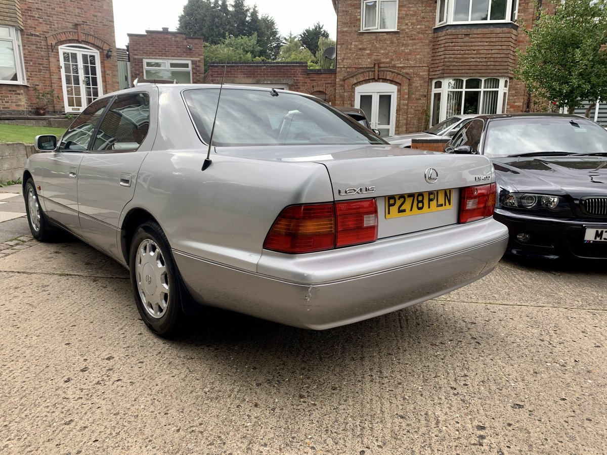 1997 Lexus LS400 4.0 v8 65000miles For Sale (picture 4 of 6)