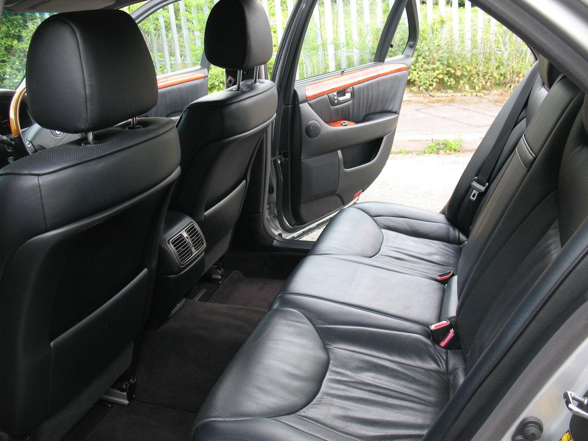 Lexus LS430 2005 '05' Reg, 145k Miles, S/H, Massive Spec For Sale (picture 4 of 6)