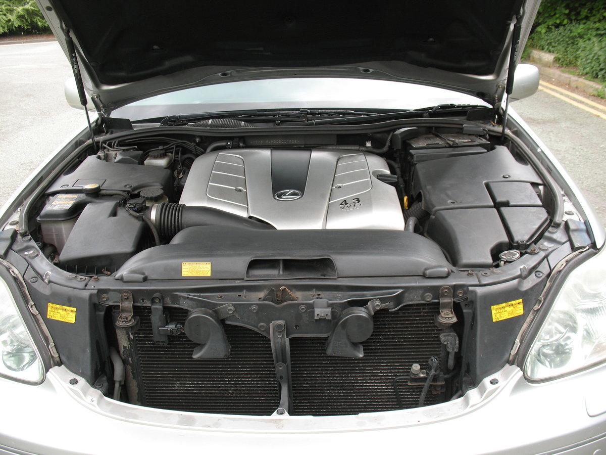 Lexus LS430 2005 '05' Reg, 145k Miles, S/H, Massive Spec For Sale (picture 5 of 6)