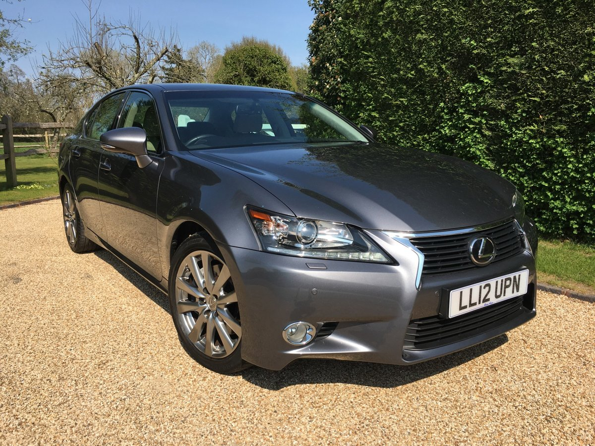 2012 Lexus GS 250 Luxury Auto Navigation SOLD (picture 1 of 6)