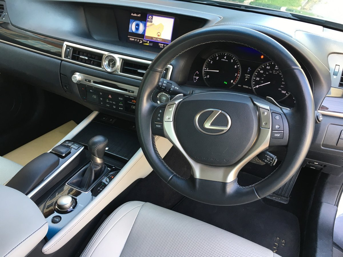 2012 Lexus GS 250 Luxury Auto Navigation SOLD (picture 4 of 6)