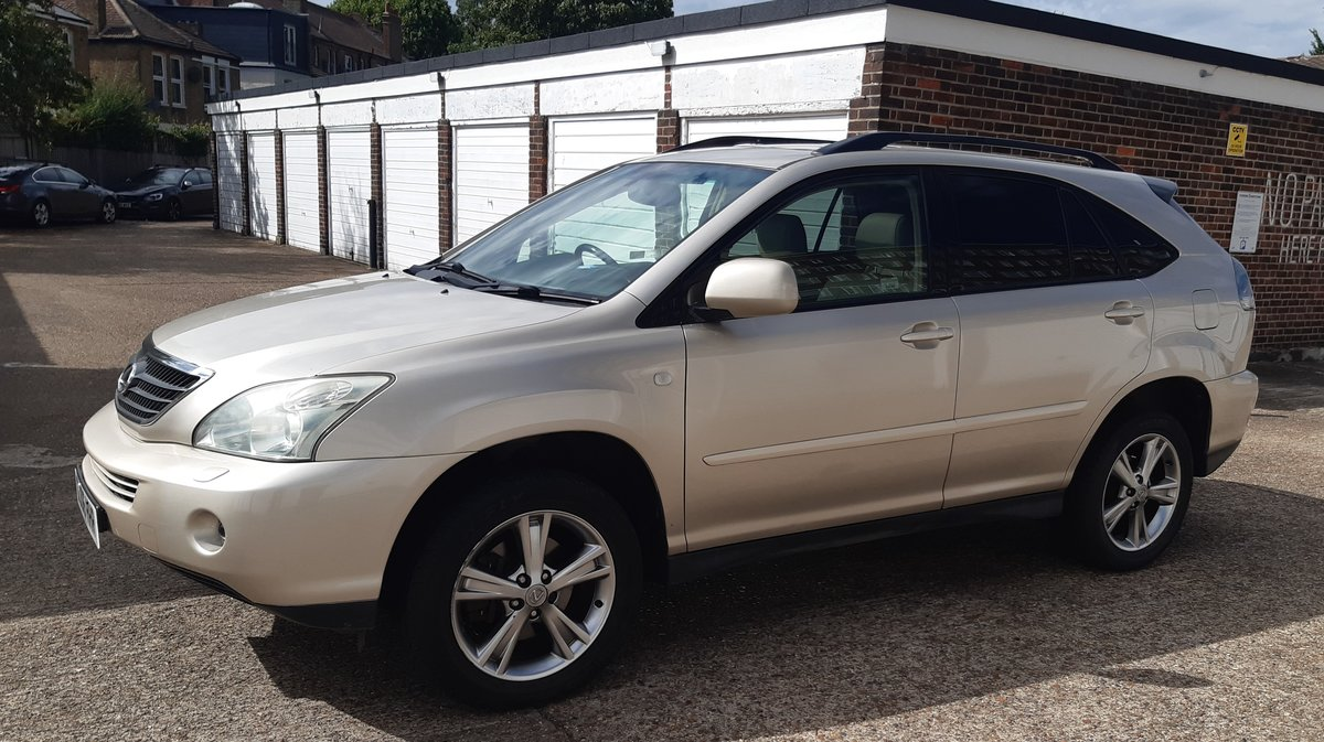 2006 lexus rx400h hybrid service history 6 months waranty For Sale (picture 2 of 6)