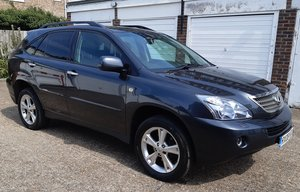 Picture of 2008  lexus rx400h hybrid service history 6 months waranty