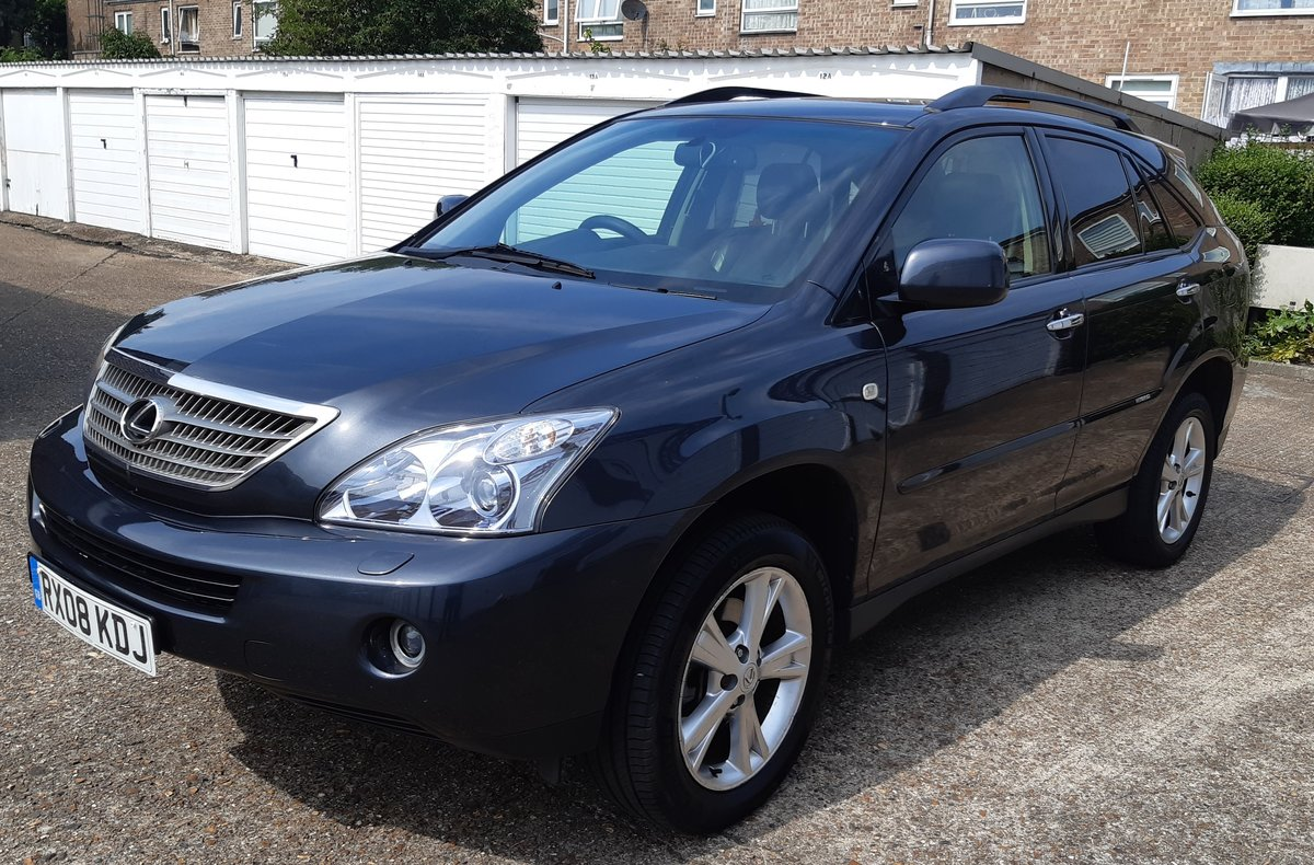 2008 lexus rx400h hybrid service history 6 months waranty For Sale (picture 2 of 6)