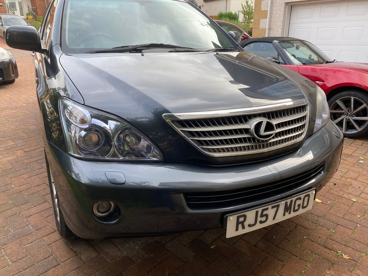 2007 (57) Lexus RX400h Hybrid, 131000m, FSH For Sale (picture 2 of 6)
