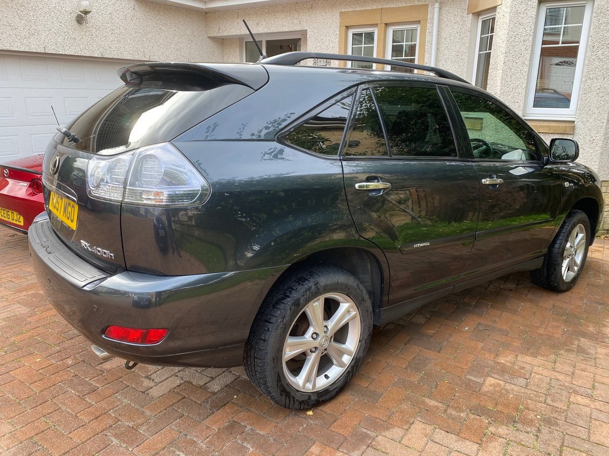 2007 (57) Lexus RX400h Hybrid, 131000m, FSH For Sale (picture 3 of 6)